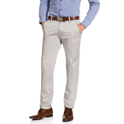 Fashion 4 Men - yd. Darval Chinos Ecru 34