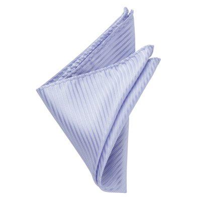 Fashion 4 Men - yd. Franklin Pocket Square Light Blue One