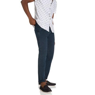 Fashion 4 Men - yd. Freeman Washed Chino Navy 33
