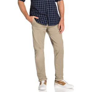 Fashion 4 Men - yd. Freeman Washed Chino Sand 38