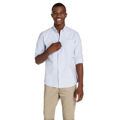 Fashion 4 Men - yd. Hamptons Shirt Light Blue S