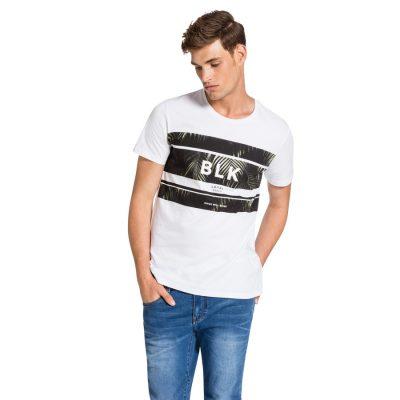 Fashion 4 Men - yd. Jason Tee White 3 Xl