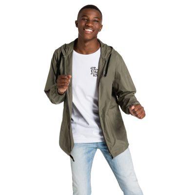 Fashion 4 Men - yd. Knight Lightweight Jacket Khaki Xxl