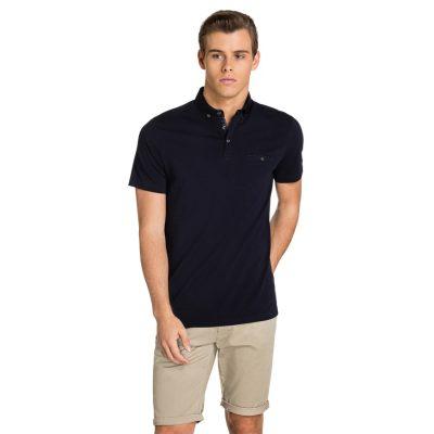 Fashion 4 Men - yd. Marco Polo Navy M