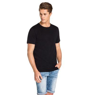Fashion 4 Men - yd. Marlon Crew Tee Black S