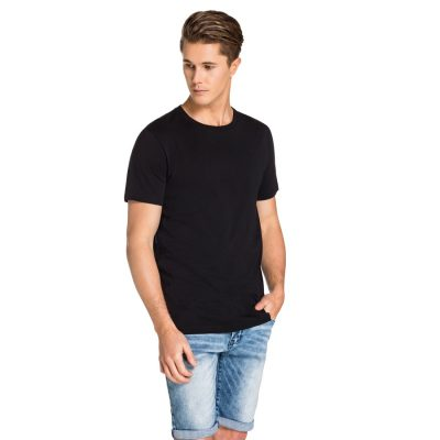 Fashion 4 Men - yd. Marlon Crew Tee Black Xl
