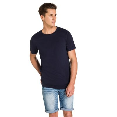 Fashion 4 Men - yd. Marlon Crew Tee Navy M