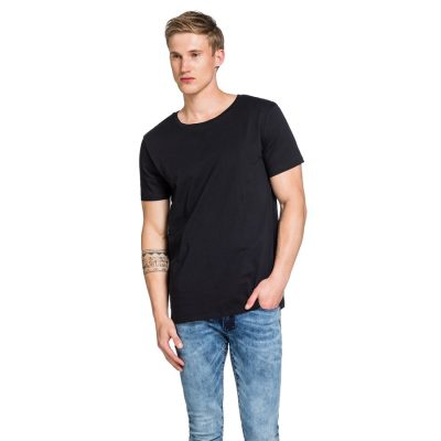 Fashion 4 Men - yd. Uno Deluxe Scoop Black 2 Xl