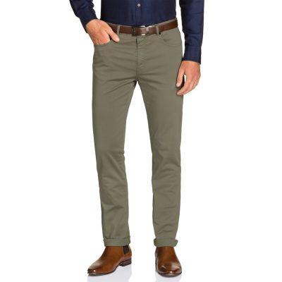 Fashion 4 Men - Tarocash Benny Stretch 5 Pkt Pant Sage 35