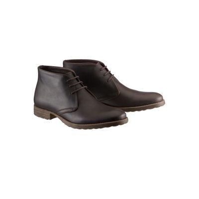 Fashion 4 Men - Tarocash Rambo Lace Up Boot Chocolate 13