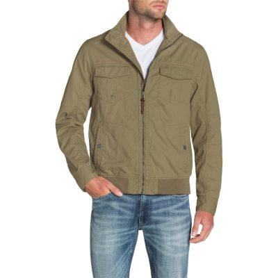 Fashion 4 Men - Tarocash Waylon Zip Jacket Sand Xxxl