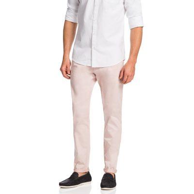 Fashion 4 Men - yd. Austin Skinny Chino Rusty Pink 28