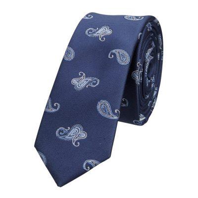 Fashion 4 Men - yd. Dapper 5 Cm Tie Navy One