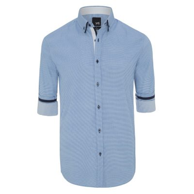 Fashion 4 Men - yd. Deacon Shirt White Xxl