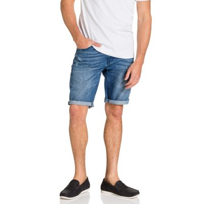 Fashion 4 Men - yd. Keats Denim Short Blue 30