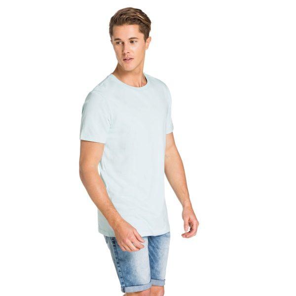 Fashion 4 Men - yd. Marlon Crew Tee Mint Xs