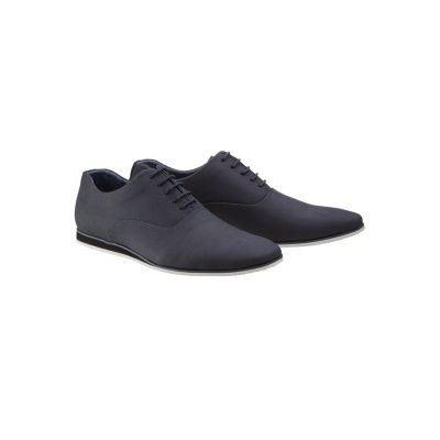 Fashion 4 Men - yd. Nelson Casual Shoe Oxford Blue 10