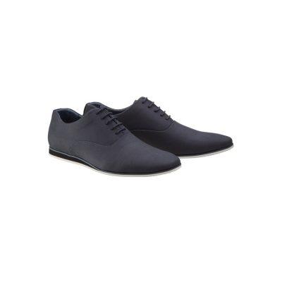 Fashion 4 Men - yd. Nelson Casual Shoe Oxford Blue 11