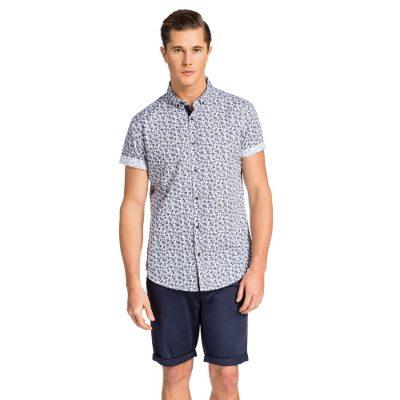 Fashion 4 Men - yd. Saffron Ss Shirt White Xl