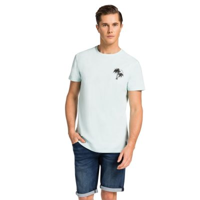 Fashion 4 Men - yd. Slice Tee Mint Xl