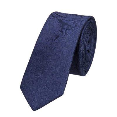 Fashion 4 Men - yd. Wheeler 5 Cm Tie Navy One