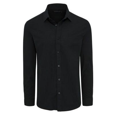 Fashion 4 Men - Tarocash Edgar Dress Shirt Black L