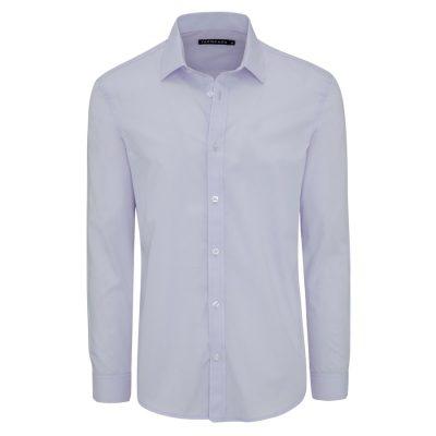 Fashion 4 Men - Tarocash Edgar Dress Shirt Lilac 5 Xl