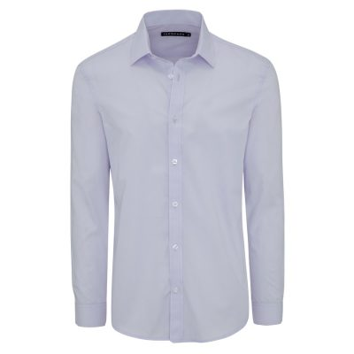 Fashion 4 Men - Tarocash Edgar Dress Shirt Lilac Xs