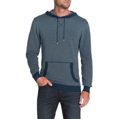 Fashion 4 Men - Tarocash Mac Hoodie Denim 4 Xl