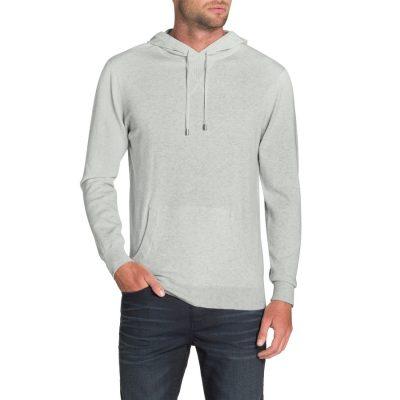 Fashion 4 Men - Tarocash Mac Hoodie Ice L