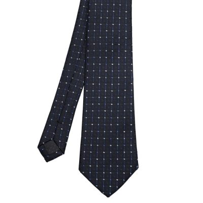 Fashion 4 Men - Tarocash Tie Bolta Navy 1