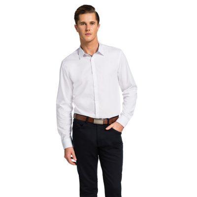 Fashion 4 Men - yd. Chantry Slim Fit Shirt White 3 Xs