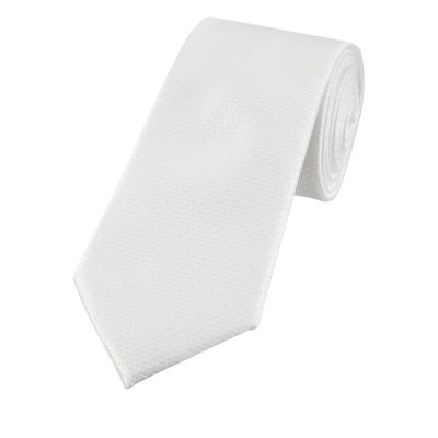Fashion 4 Men - yd. Grant 6.5 Cm Tie White One