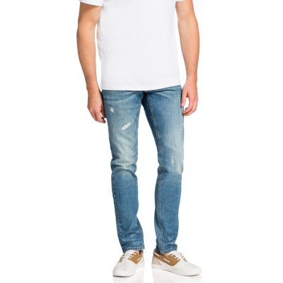 Fashion 4 Men - yd. Iggy Skinny Jean Mid Blue 38