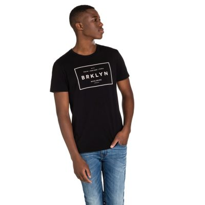 Fashion 4 Men - yd. Kapono Tee Black S