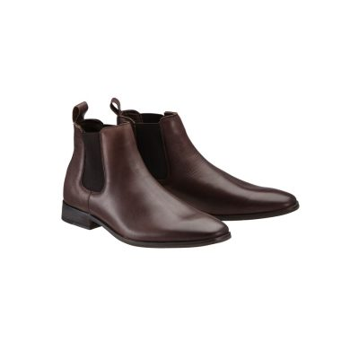Fashion 4 Men - yd. Kingston Boot Chocolate 6