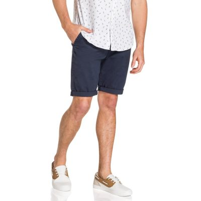 Fashion 4 Men - yd. Modena Washed Short Navy 36