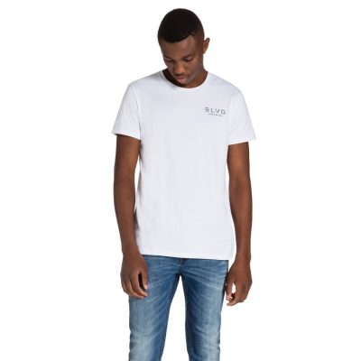 Fashion 4 Men - yd. Reef Tee White Xs