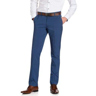 Fashion 4 Men - yd. Wootton Skinny Dress Pant Blue 36