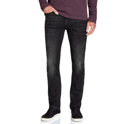 Fashion 4 Men - Tarocash Albany Tapered Stretch Jean Grey 44