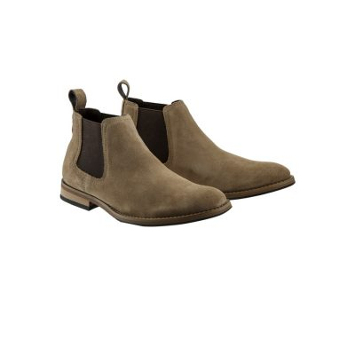 Fashion 4 Men - Tarocash Bedlam Chelsea Boot Sand 7