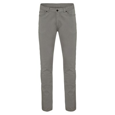 Fashion 4 Men - Tarocash Ben 5 Pkt Stretch Pant Cement 40
