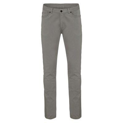 Fashion 4 Men - Tarocash Ben 5 Pkt Stretch Pant Cement 42