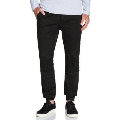 Fashion 4 Men - Tarocash Comfort Fit Jogger Pant Black S