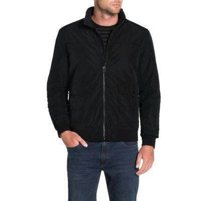 Fashion 4 Men - Tarocash Eddie Bomber Jacket Black L