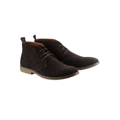 Fashion 4 Men - Tarocash Radar Desert Boot Chocolate 8
