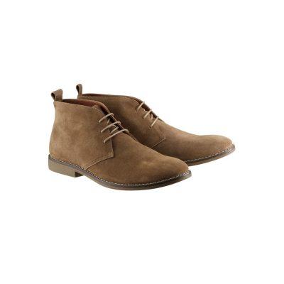 Fashion 4 Men - Tarocash Radar Desert Boot Sand 7