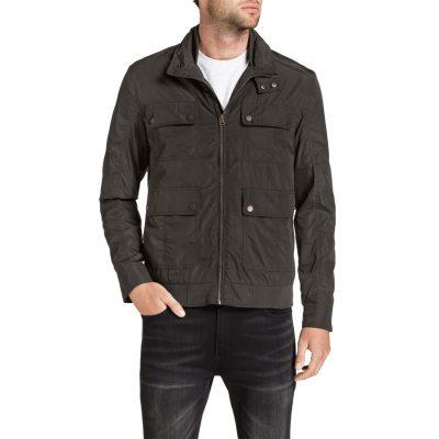 Fashion 4 Men - Tarocash Ralph Military Jacket Khaki Xl