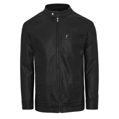 Fashion 4 Men - Tarocash Solo Bomber Jacket Black Xxxl