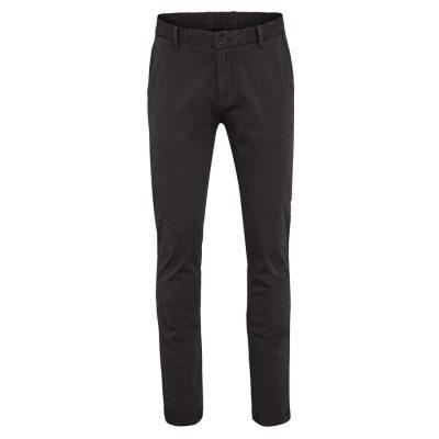 Fashion 4 Men - Tarocash Tom Side Pkt Stretch Pant Charcoal 32